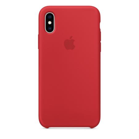 iPhone Xs Silicone Case PRODUCT (RED) Apple Donostia San Sebastian