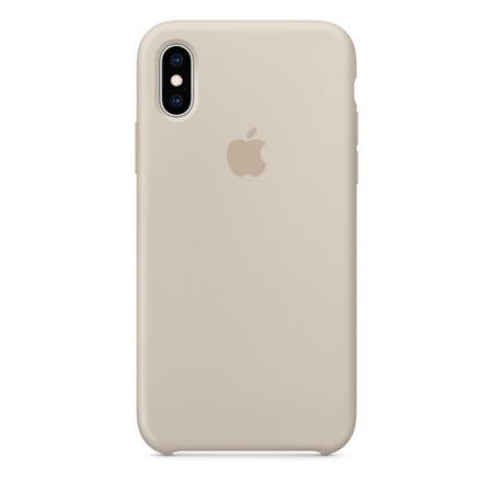 iPhone Xs Silicone Case Stone Apple Donostia San Sebastian