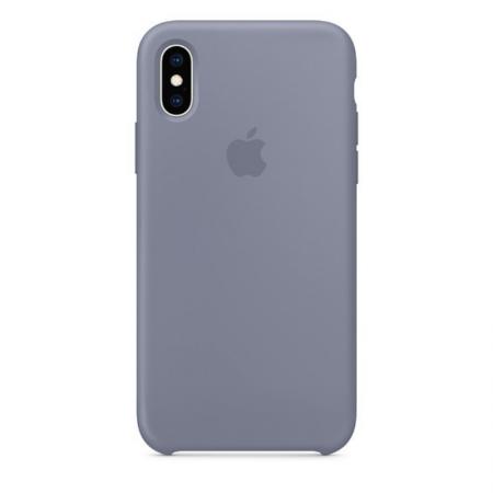 iPhone Xs Silicone Case Lavander Gray Apple Donostia San Sebastian
