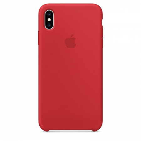 iPhone Xs Max Silicone Case PRODUCT (RED) Apple Donostia San Sebastian España