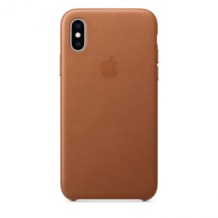 Funda cuero Apple iPhone Xs Donostia San Sebastian