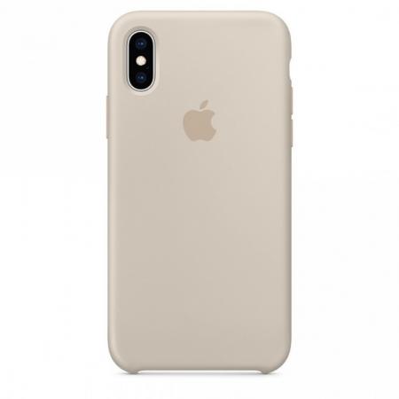 iPhone Xs Max Silicone Case Stone Apple Donostia San Sebastian España