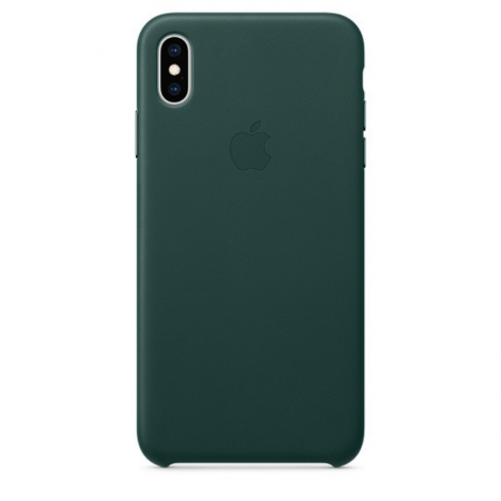 iPhone Xs Max Leather Case Forrest Green Apple Donostia San Sebastian España