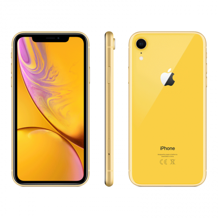 Comprar iPhone Xr Amarillo Apple Donostia San Sebastian Gipuzkoa SICOS