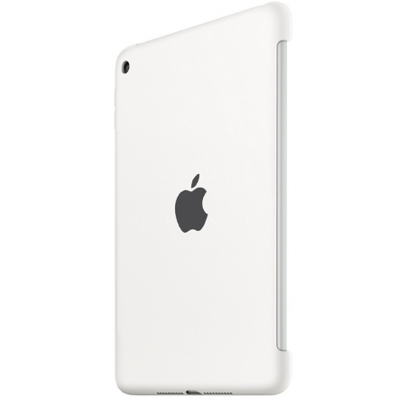 Funda de silicona apple para ipad mini 4 color blanco