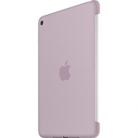 Funda de silicona apple para ipad mini 4 color lavanda