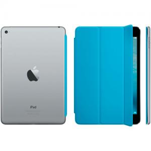 Funda Smart Cover iPad Mini 4 Apple Azul