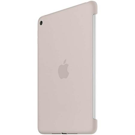 Funda de silicona apple para ipad mini 4 color hueso