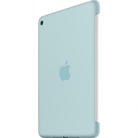 Funda de silicona apple para ipad mini 4 color turquesa