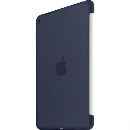 Funda de silicona apple para ipad mini 4 color azul noche