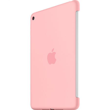 Funda de silicona apple para ipad mini 4 color rosa
