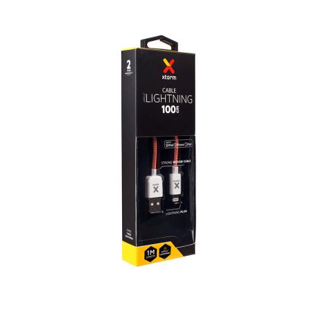 Cable Lightning Xtorm para iPhone