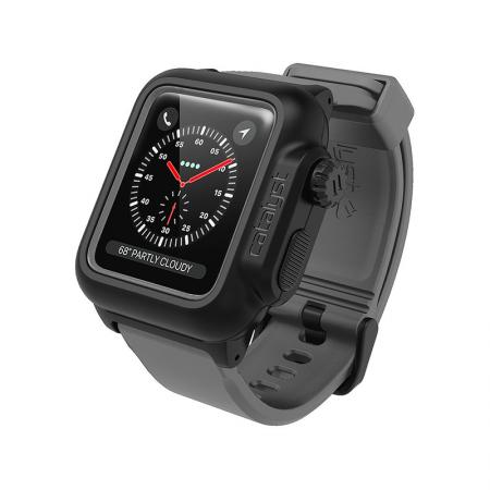 funda protectora residente al agua apple watch series 3 42 mm