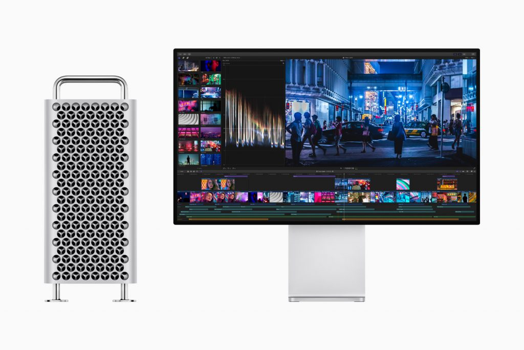 caracteristiccas Mac pro y pro display xdr