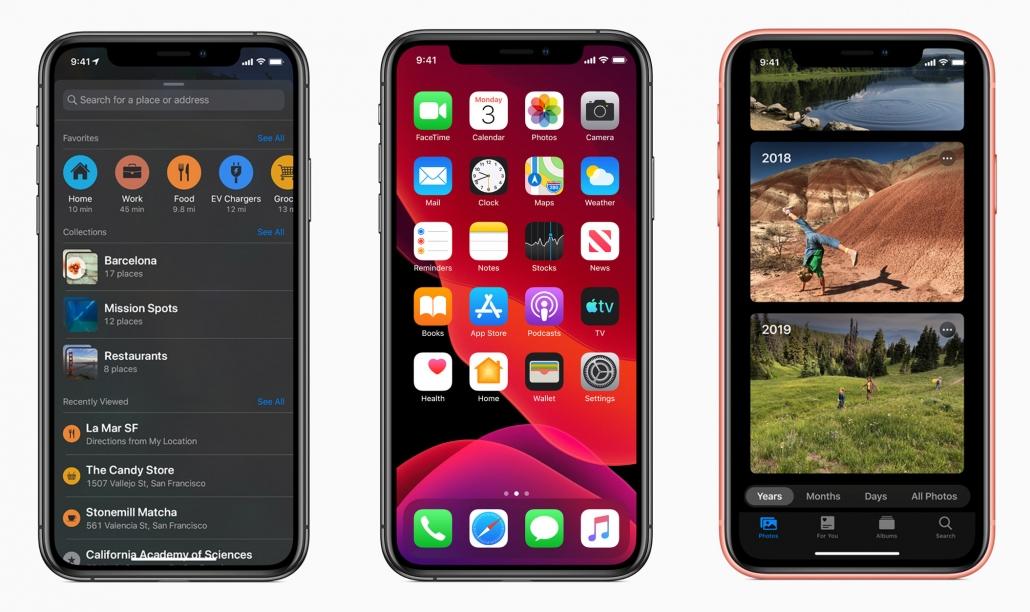 ios 13 para iphone