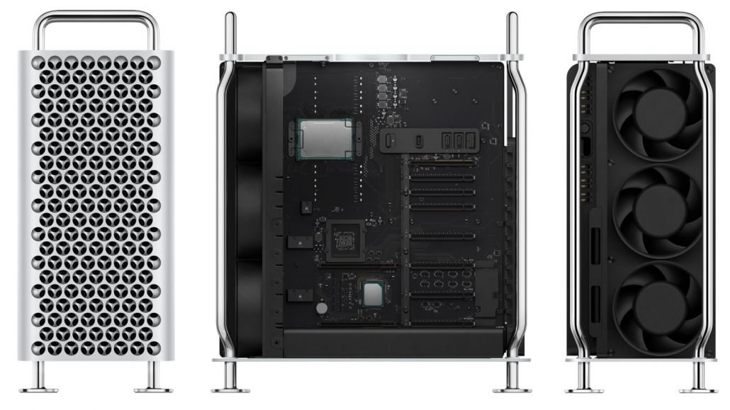 configurar mac pro 2019