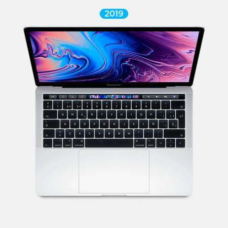 comprar macbook pro plata 2019