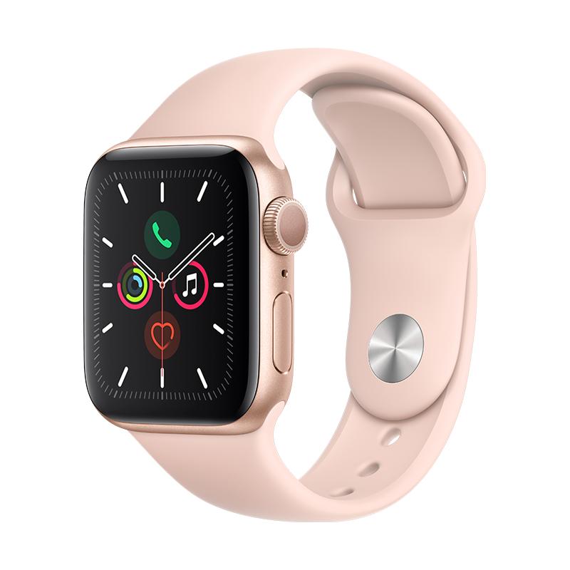 comprar apple watch series 5 oro