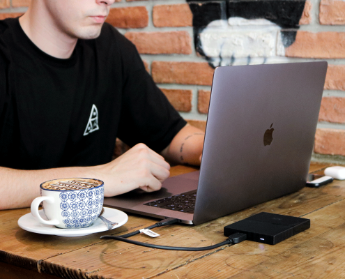 cómo hacer una copia de mi macbook pro o macbook air con time machine en disco duro