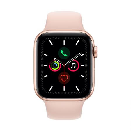 Nuevo Apple Watch Series 5 GPS Celular Oro 44mm