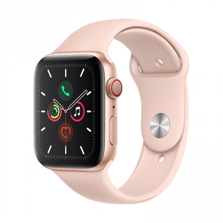 Nuevo Apple Watch Series 5 GPS Celular Oro 44mm