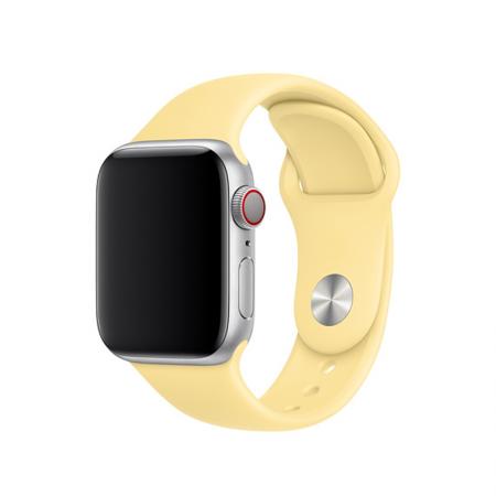 comprar correa apple watch amarilla