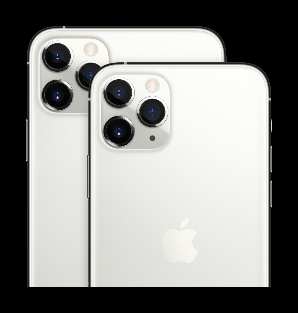 Triple camara del nuevo iphone 11 pro