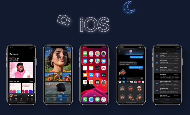 nuevo iOS13