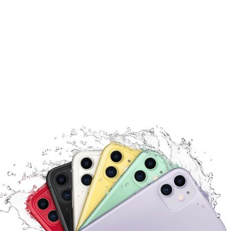 resistencia al agua del iphone 11
