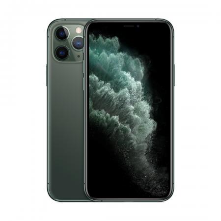 comprar iphone 11 pro verde noche
