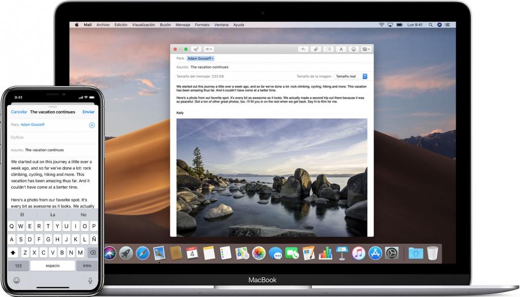 Handoff apple como configurar y para que sirve