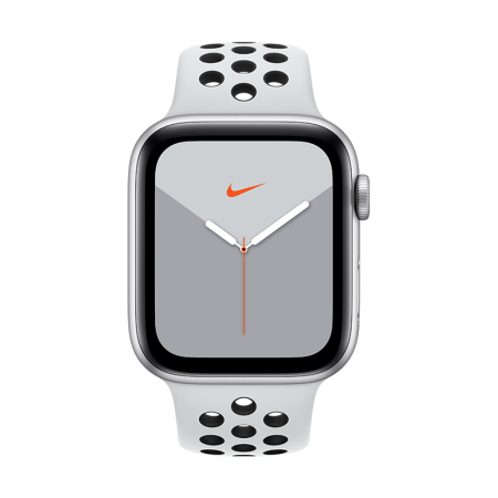Apple Watch Nike Series 5 Plata GPS 40mm