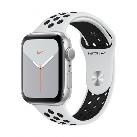 Apple Watch Nike Series 5 Plata GPS 40mm
