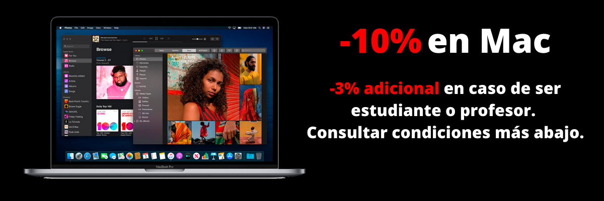 DESCUENTO MAC BLACK FRIDAY