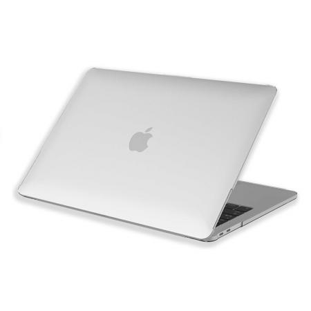 Funda protectora rígida transparente para Mac