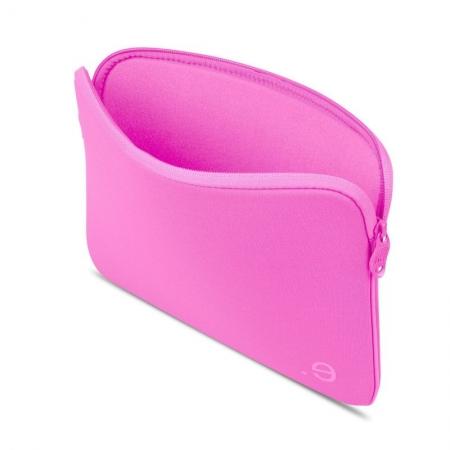 Funda rosa con terciopelo para MacBook Pro 13