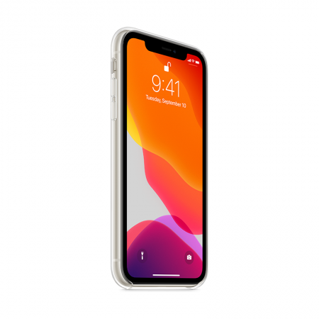 comprar funda transparente para iPhone 11