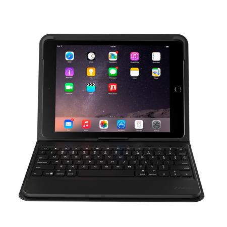 funda con teclado y funda para ipad