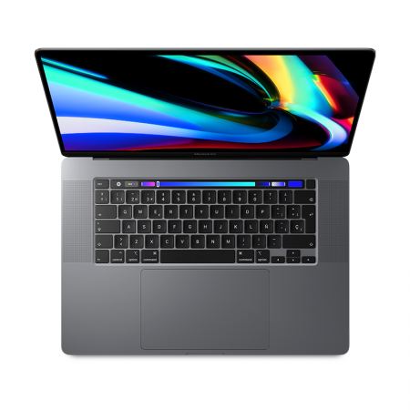 comprar macbook pro 16 pulgadas gris espacial apple donostia sicos