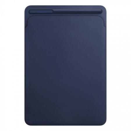 """Funda de cuero azúl Apple para iPad Pro 12.9"""" primera y segunda generación"""