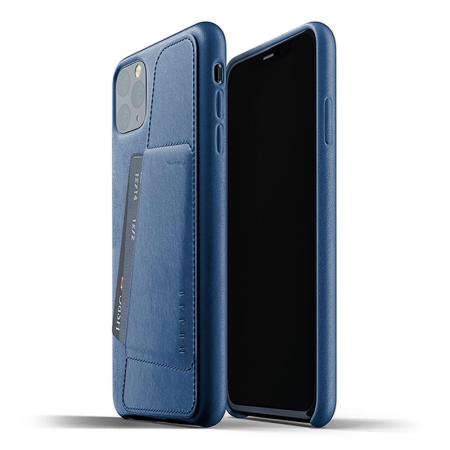 Funda Mujjo iPhone 11 Pro Max Azúl