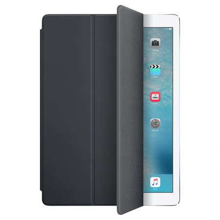 Funda smart cover para ipad pro 12.9 color gris