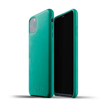 iPhone 11 Pro max funda de cuero organico mujjo