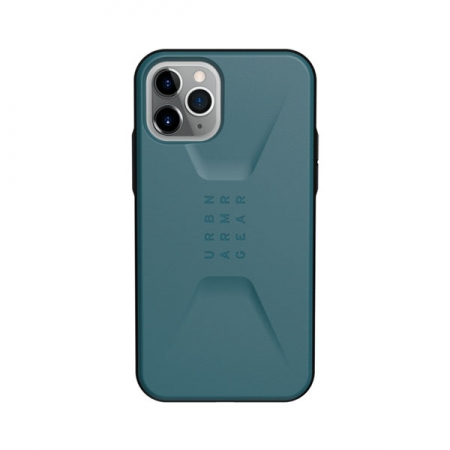 Funda UAG Civil Series Azul para iPhone 11 Pro