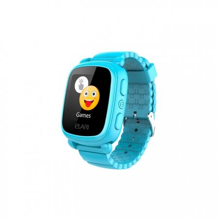Reloj inteligente con localizador GPS KidPhone 2 de Elari color azúl
