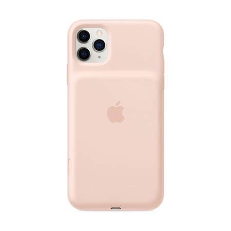 Smart Battery Case Rosa para iPhone 11 Pro Max