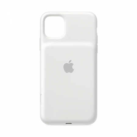 Smart Battery Case Blanca para iPhone 11 Pro Max