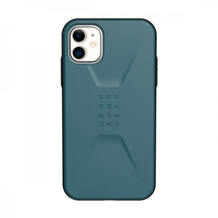 Funda UAG Civil Series Azúl para iPhone 11