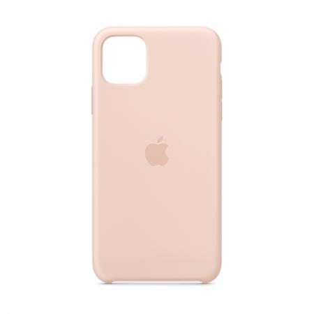 Funda de silicona Apple Rosa Arena para iPhone 11 Pro Max