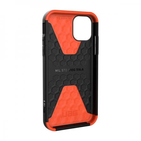 Funda UAG Civil Series Negra para iPhone 11